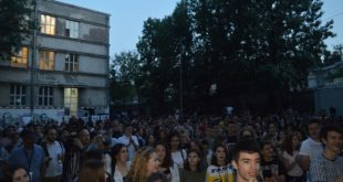 Rock 5 Roll fest 2019 u Petoj beogradskoj gimnaziji