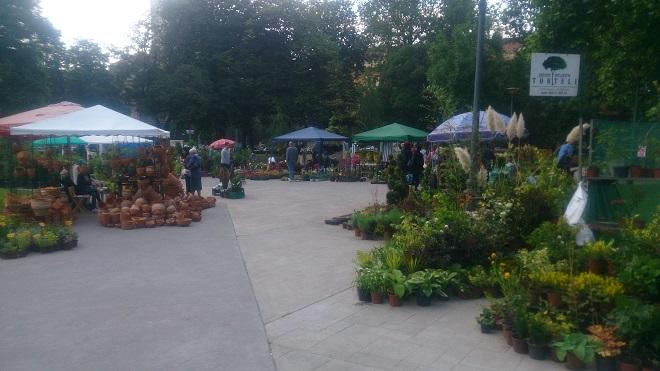 Sajam cveća Beogradska jesen 2019