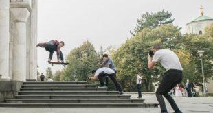 Samit nesvrstanih: Festival skejtborda i umetnosti u Beogradu (foto: Damjan Dobrila)