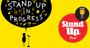 StandUpFest 2019: Stand Up In Progress