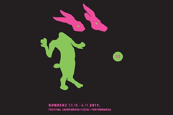12. Kondenz - festival savremenog plesa i performansa
