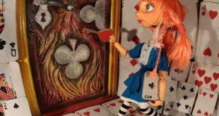 """Pozorište lutaka """"Pinokio"""": Alisa u zemlji čuda (foto: Marko Radošević)"""