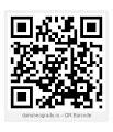 Dan u Beogradu - barcode / bar kod