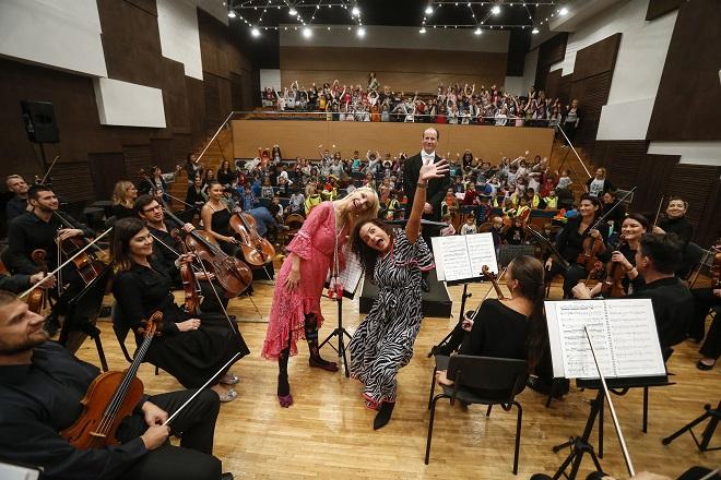 Beogradska filharmonija: koncerti za decu