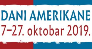 """Manifestacija """"Dani Amerikane"""" u Beogradu"""