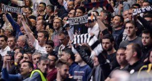 Evrokup 2019: Partizan - Lokomotiva Kubanj (foto: Dragana Stjepanović / Ticketline)