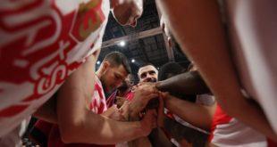 Evroliga 2019/20: Crvena zvezda - Barselona (foto: KK Crvena zvezda)