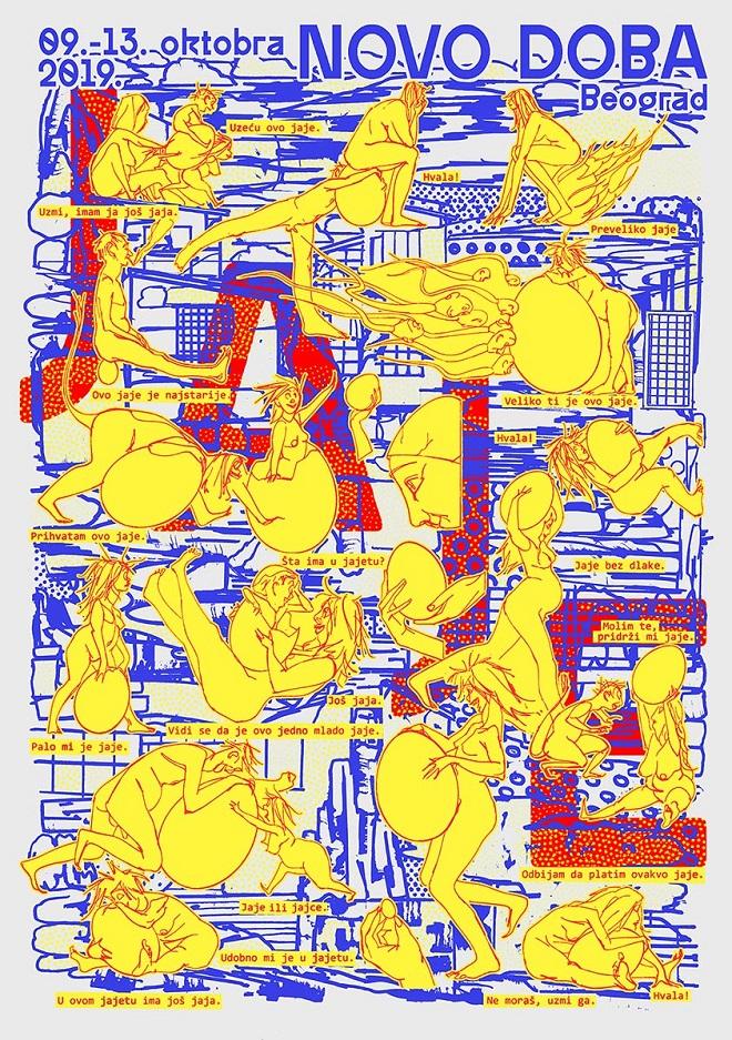 10. Festival nesvrstanog stripa - Novo doba