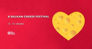 Festival sireva Balkana - 10. Balkan Cheese Festival