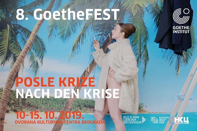 GoetheFest 2019: Posle krize - Nach der Krise