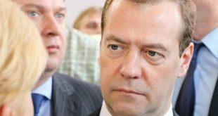 Premijer Rusije Dmitrij Medvedev u Beogradu