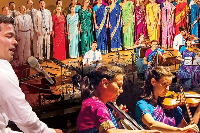 Sahadeva orkestar: Vrhunsko izvođenje savremene duhovne muzike