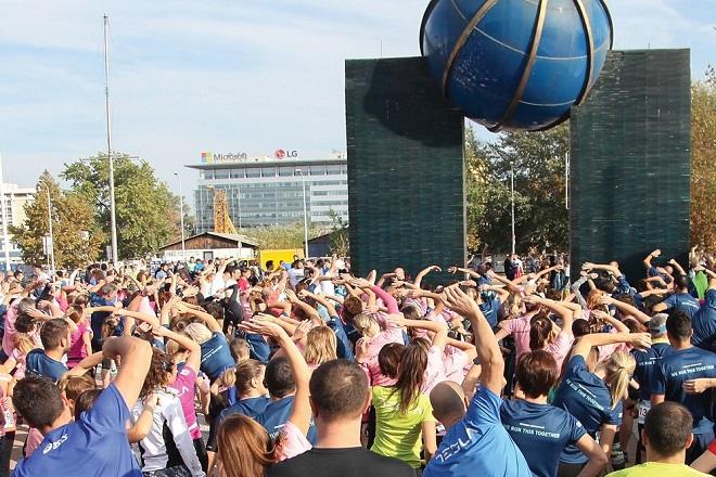 Prvi Serbia Marathon u Beogradu (foto: Atletski savez Srbije)