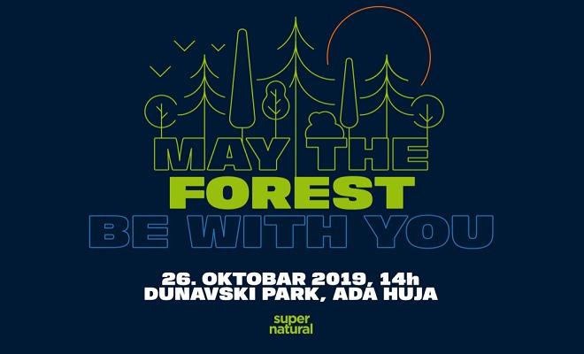 Supernatural park na Adi Huji: Neka šuma bude s' tobom