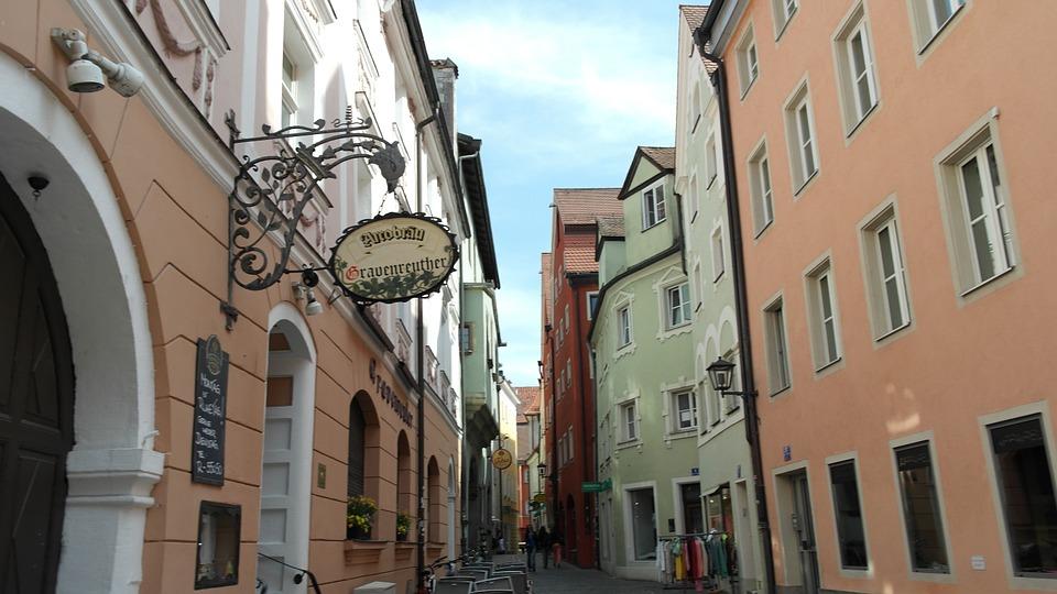 Top 10 gradova sa najboljim poslasticama u Evropi: Regenzburg