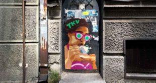 Vikend ulične umetnosti na Vračaru: TKV