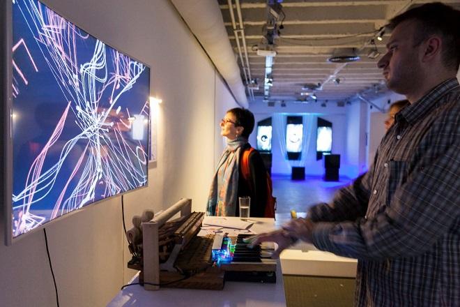 art+neuroscience 2019: Svet iza očiju (foto: Ivan Zupanc)