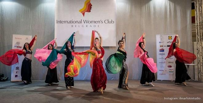 Dobrotvorni diplomatski bazar (foto: IWC)
