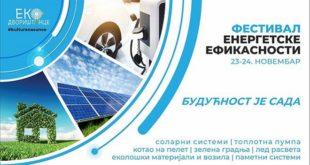 Festival energetske efikasnosti: Budućnost je sada!