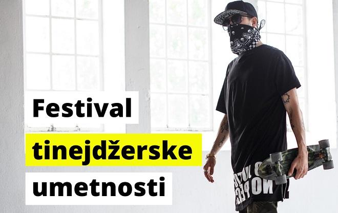 Festival tinejdžerske umetnosti u Božidarcu