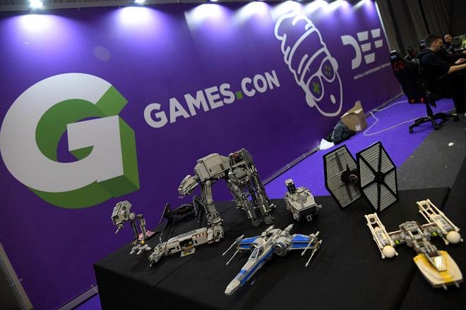 Games.Con na Beogradskom sajmu
