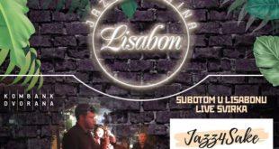 Groznica subotnje večeri uz kvintet Jazz4Sake