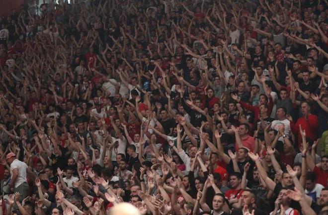 Evroliga, 11. kolo: Crvena zvezda - Valensija (foto: KK CZ)