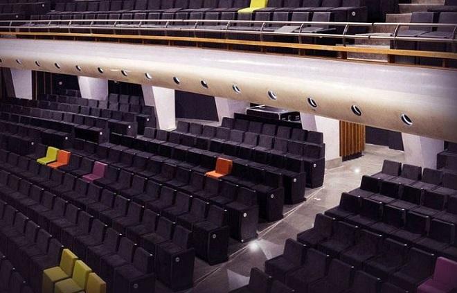 Kombank dvorana prva u regionu vlasnik RGB+ laserskog bioskopskog projektora