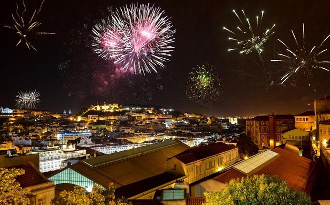 Lisabon: Neobičan i topao doček Nove godine 2020 sa dodirom Atlantika