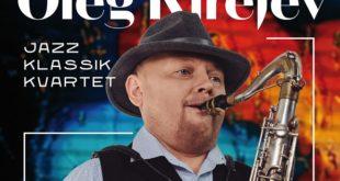 Saksofonista Oleg Kirejev u Akademiji 28