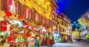 Bajkoviti doček Nove godine u samom srcu srednjovekovne Evrope (fotografiju obezbedio Filip Travel): Strazbur
