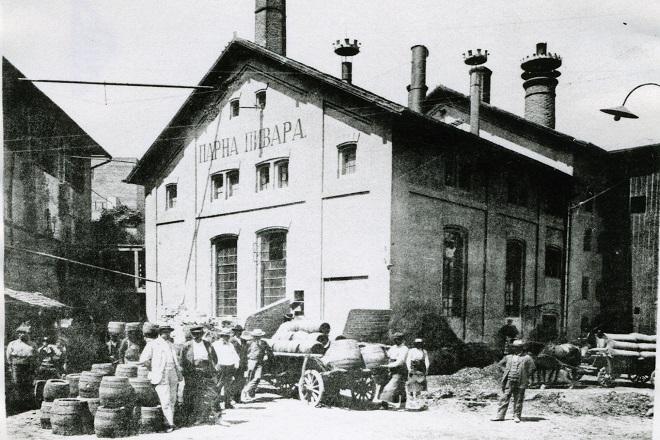 Muzej nauke i tehnike: Tri veka pivarstva u Beogradu: Bajlonijeva pivara, kraj 19. veka