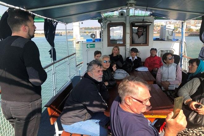 Savski venac: Savska tura - šetalica i Savsko krstarenje (foto: Opština Savski venac)