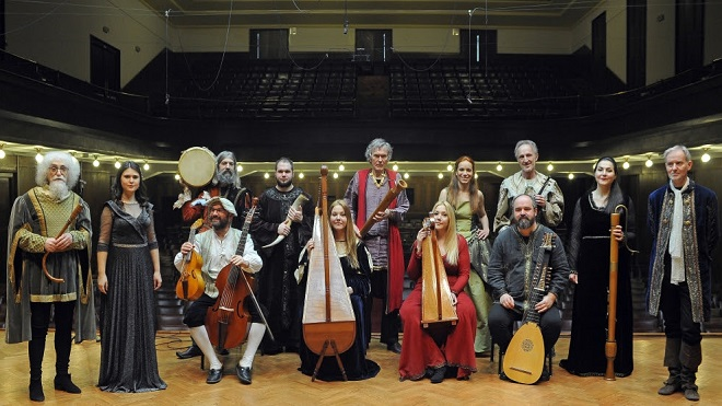 Ansambl Renesans: Muzika iz vremena Leonarda da Vinčija