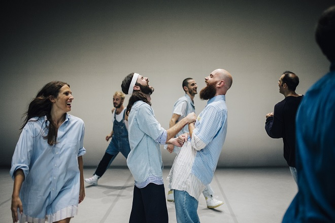 Bečki plesni centar: Augusto - Alessandro Sciarroni (foto: Alize Brazzit)