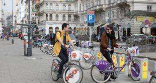 U Beču biciklima ne treba godišnji odmor! (foto: Regina Hügli)