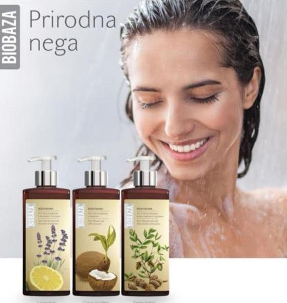 BIOBAZA kozmetika: Za ravnotežu duha i tela