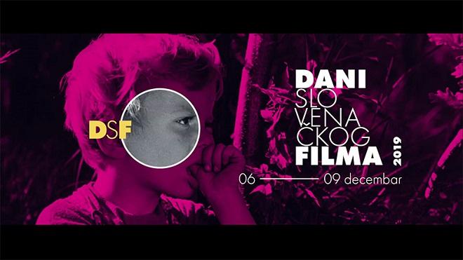 Dani slovenačkog filma od 6. do 9. decembra 2019.