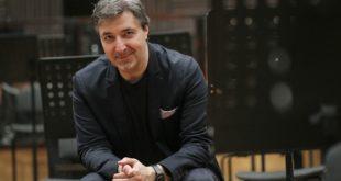 Danijel Rajskin (foto: Marko Đoković / Beogradska filharmonija)