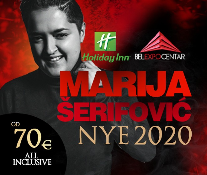 Doček Nove godine 2020: Holiday Inn Beograd