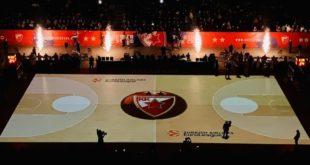 Evroliga, 17. kolo: Crvena zvezda - Bajern (foto: KK CZ)