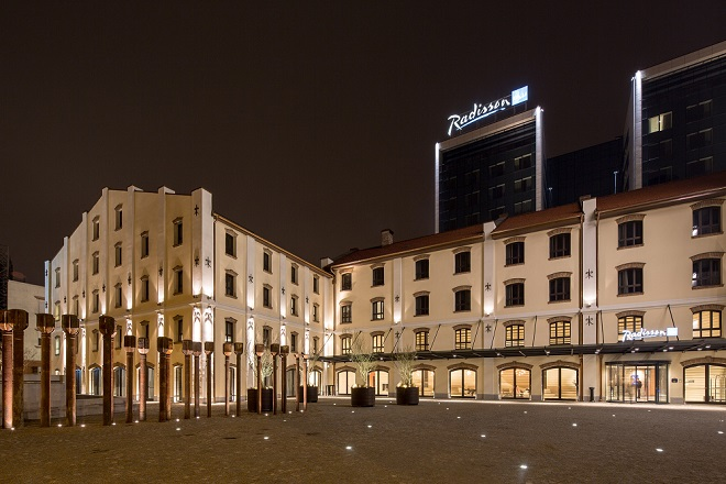 Doček Nove godine 2020: Hotel Radisson Collection Old Mill Belgrade