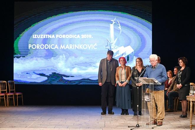 Kreativni centar dobitnik Nagrade Izuzetna porodica 2019