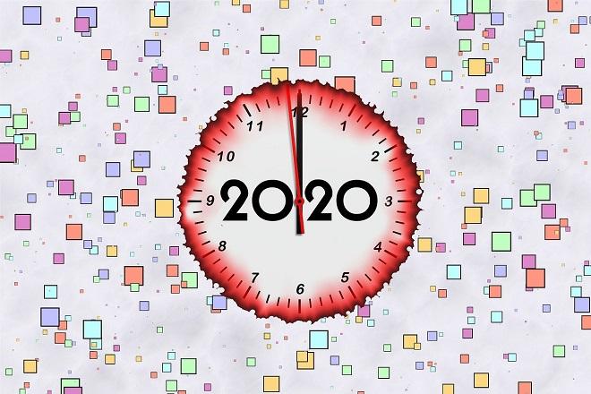 Novogodišnja čestitka 2020: Prestupn(ičk)a godina