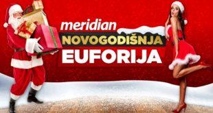 Novogodišnja Meridian euforija