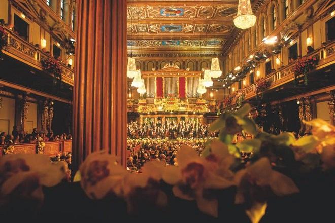 Novogodišnji koncert Bečke filharmonije 2020. (foto: WienTourismus / Lois Lammerhuber)