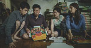 Dvorana KCB: Novogodišnji program najgledanijih filmova tokom 2019. godine - Parazit