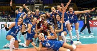 Srpski sport: Najveći uspesi u 2019. godini - odbojkaška reprezentacija Srbije (foto: ossrg.org)