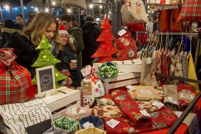Zimski Beogradski noćni market - Skadarlija 2019