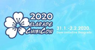 Chibicon 2020. u Domu omladine Beograda